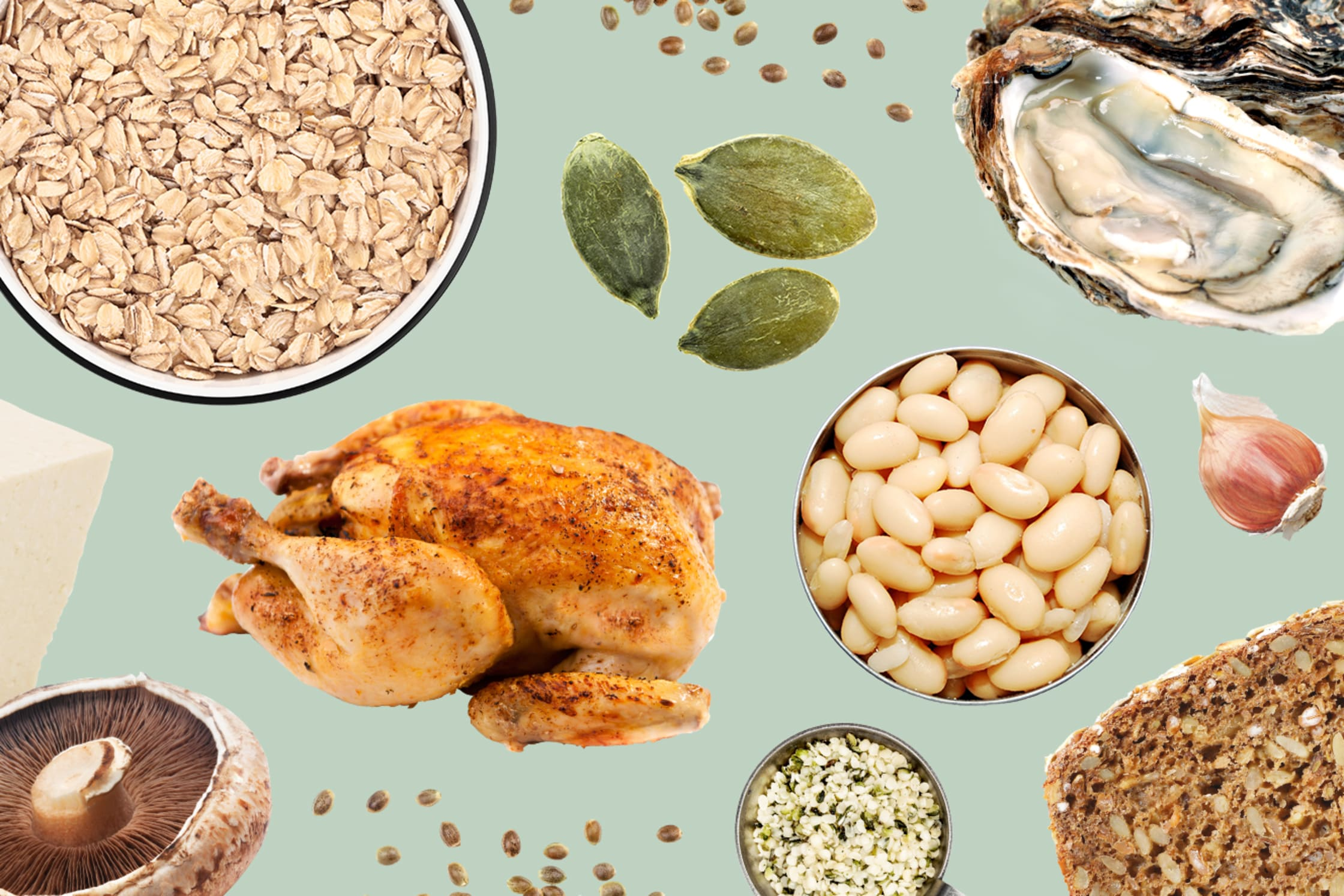 The 10 Best Foods that are High in Zinc - NSX Supplements